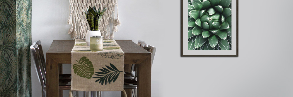 interieur urban jungle planten posters